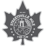 Streetsville Mile Silver Medal